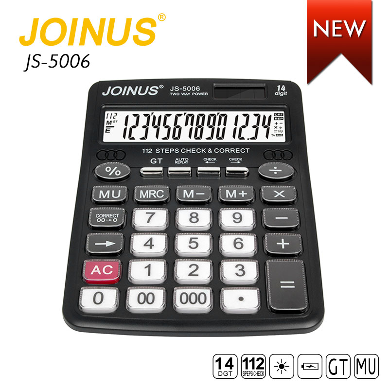 14digit Business desktop basic function new model calculator
