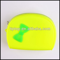 cute promotion gift mini silicone coin bag