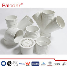 2017 new 110mm pvc fittings elbow pipe fitting