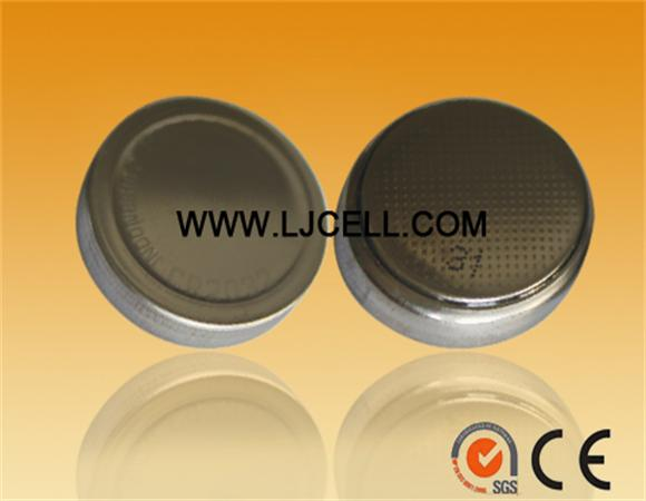 3.6v li-ion watch batteries 110 mah lithium button cell battery lir3032