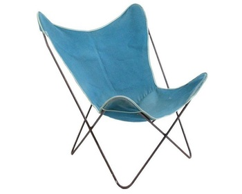 Nice Hot Sale Easy Folding Padded Butterfly Chair From China