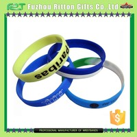 factory price popular gifts colorful bands,silicone wristband