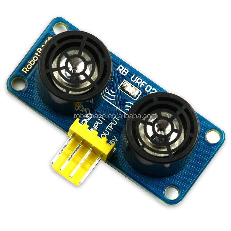 RB URF02 ultrasonic distance measurement sensor for Arduino