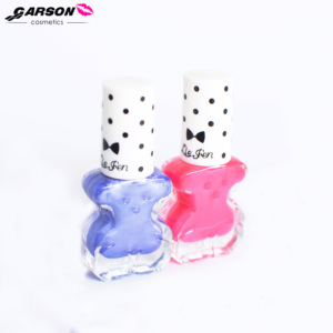 Lovely nail polish cap children healthy fast drying brand nail polish