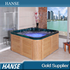 SPA-H01 hot tub 5 person/hot tubs with wood skirt/leisure spa
