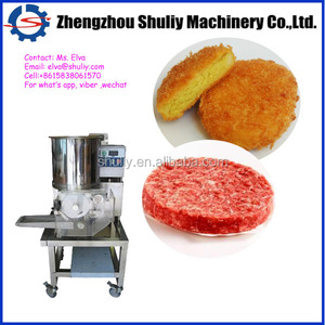 lOW PRICE Commercial Automatic Potato Pie/Pumpkin/Squid Pie Making Machine