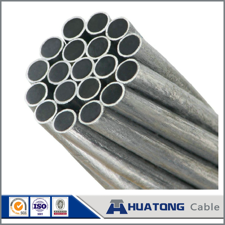 ACS Cable Aluminum-Clad Steel Wire Strand ALUMOWELD SHIELD WIRE