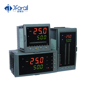 Programmable modbus thermostat temperature pressure flow indicator
