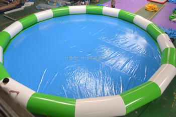 Inflatable Splash Play Pool,giant Inflatable Pool