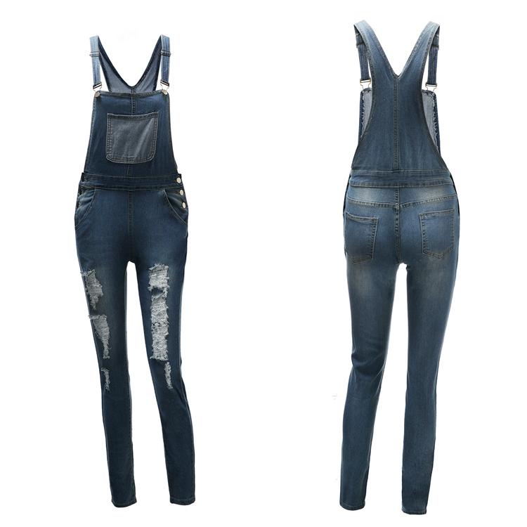 उच्च गुणवत्ता महिलाओं के साथ छेद आधा-लंबाई महिलाओं काले डेनिम स्केटर स्कर्ट पट्टी