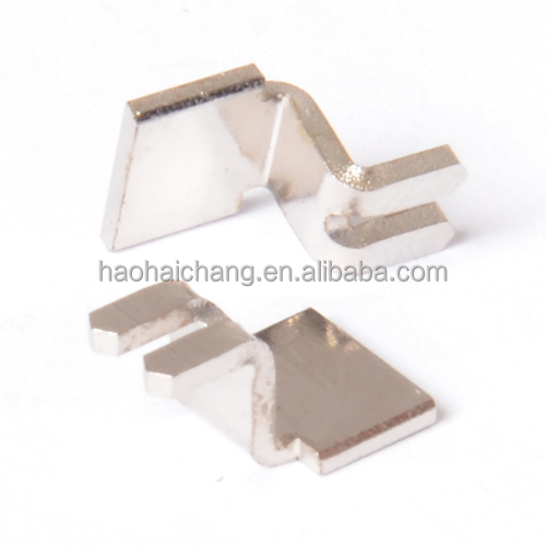 Hardware accessories cold pressing male terminals