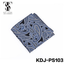 Wholesale 100% Polyester fancy printed square scarf women hijab