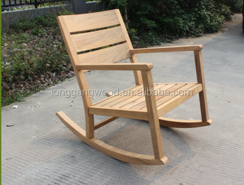 Antique Wooden Rocking Chairs