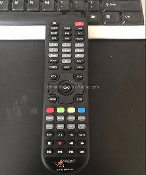 telecommande recepteur digiclass