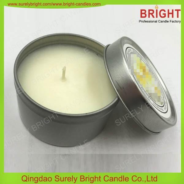 Essential Oil Soy Wax Massage Candles