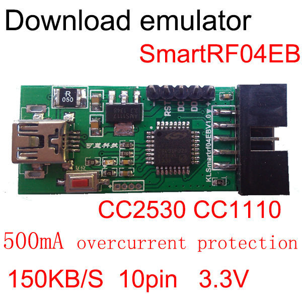 CHIPCON SMARTRF04EB DRIVER FOR WINDOWS MAC