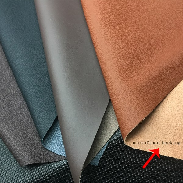 Hot Selling New Fashion PU Microfiber Fabric <strong>Leather</strong> For car seat and car floor