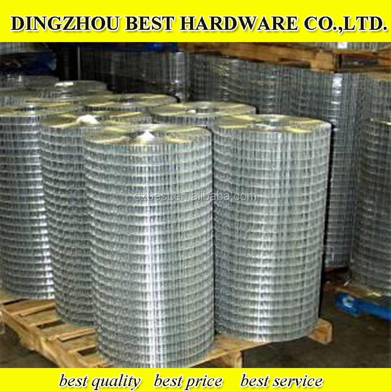 4mm Galvanized Welded Wire Mesh Panel, 4mm Galvanized Welded Wire ...