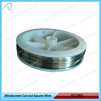 Car Suv Windshield Removal Tool Windscreen Glass Cut-out Square Wire ...