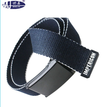 Promotion Custom Fashion Leisure Canvas Man Belt For Sale