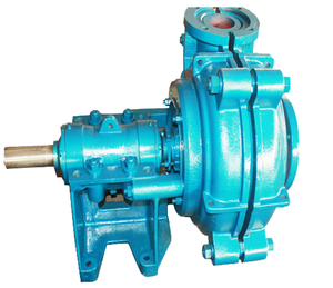 coal and gold mining slurry pump