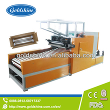 Goldshine auto- super strength aluminum cling film cutting machine