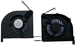 FEBNISCTE Laptop CPU Cooling Fan for HP Pavilion DV6-2000 DV6-2100 Series