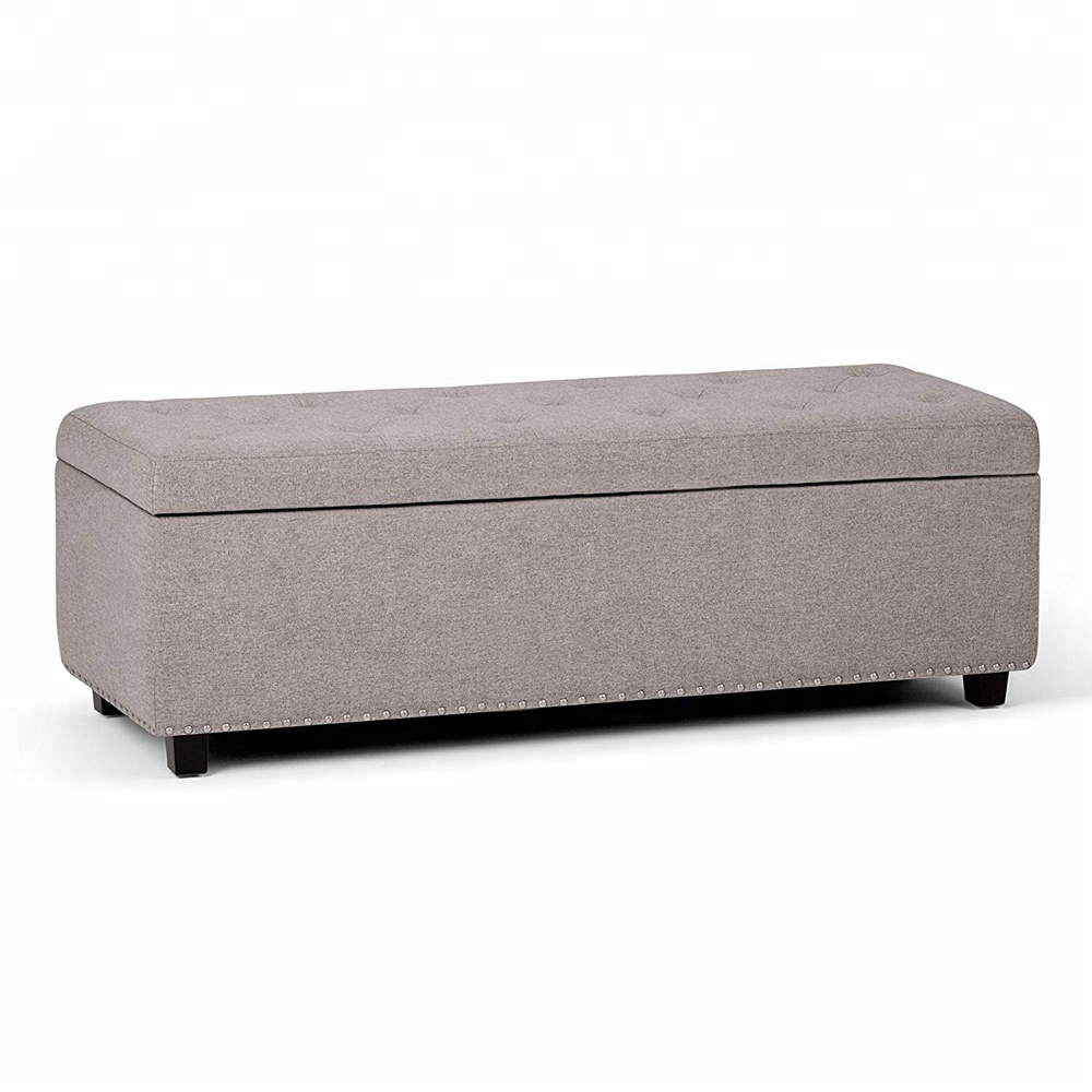 Fine Stool Bench Chair Box Long Modern Fabric Tufted Cube Tray Furniture Seat Poof Bed Wooden Storage Ottoman Buy Storage Ottoman Ottoman Modern Ottoman Alphanode Cool Chair Designs And Ideas Alphanodeonline