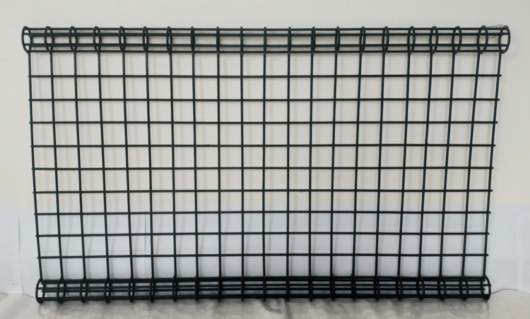 Factory Powder Coated Welded Decorative Double Loop Fence
