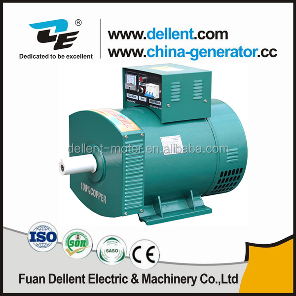 Shinning Switch Box Design 15kva alternator 220v, 380v