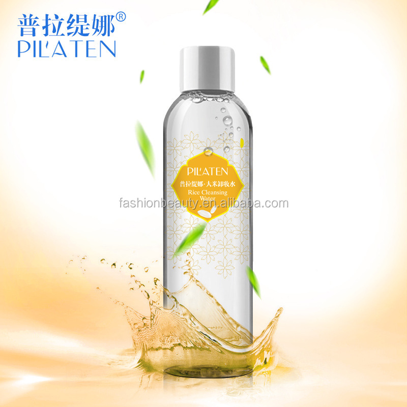 PILATEN Cleaning product makeup remover gezichtsreiniging Lotion olie