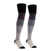 Custom 100% Cotton Thigh Knee High Socks