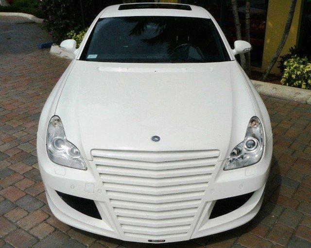 2006 Mercedes-benz Cls-class Cls55 Amg Car - Buy 2006 Mercedes ...