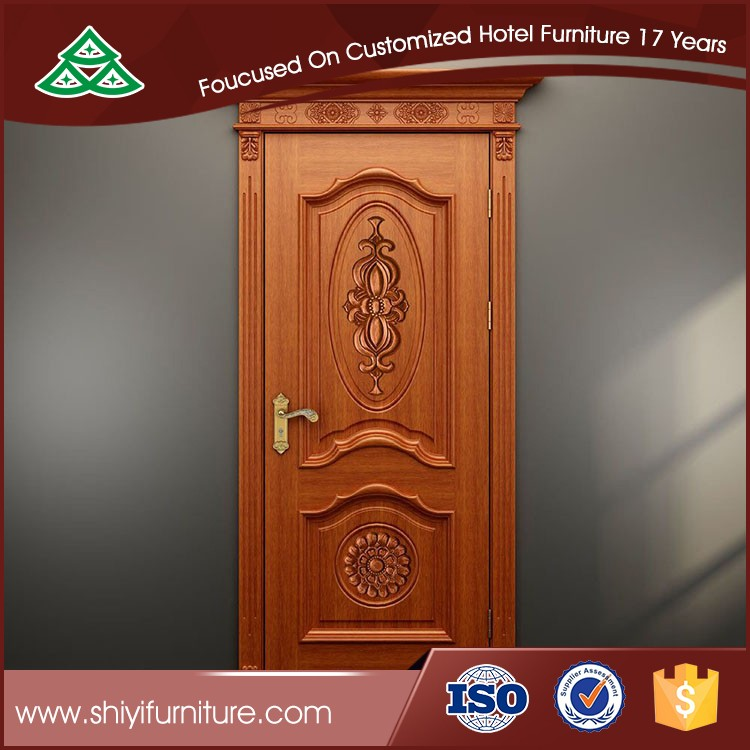 Furniture design door best 25 wooden door design ideas for Simple wooden front door designs