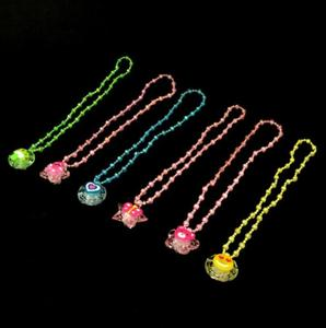 Fashion speciality novelty flashing glowing luminous Necklace
