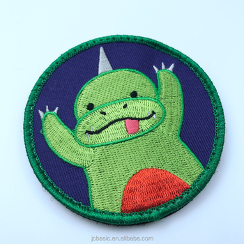 Embroidery patch for clothing