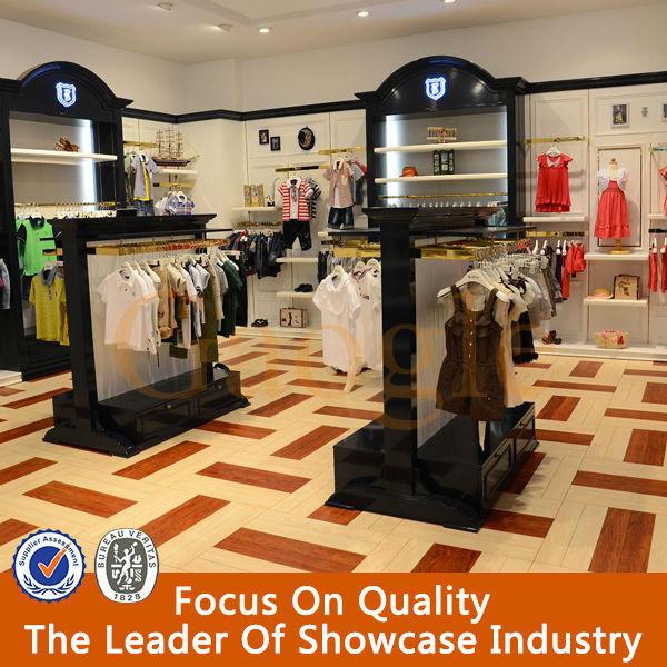 434cbc96e13 fashion shop decoration ladies clothes shop design retail clothing garment  shop interior counter design