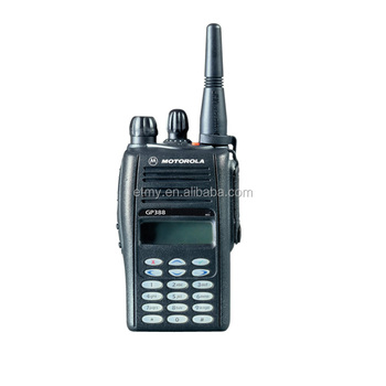 Two Way Radio Motorola Vhf Walkie Talkie Motorola Gp388 - Buy Motorola  Walkie Talkie Motorola Radio Communication,Motorola Gp338 Motorola Xir  M3688