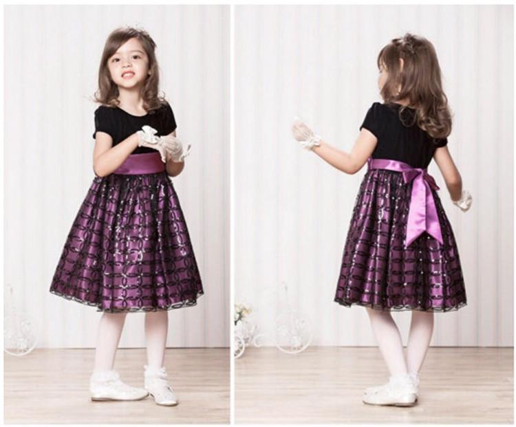 لباس دخترانه بچه گانه مجلسی 2020