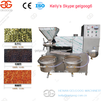 Industrial Commercial Rice Huller Oil Pressing Machine/Small Coconut Oil Extraction Machine/Soybean Oil Machine Price