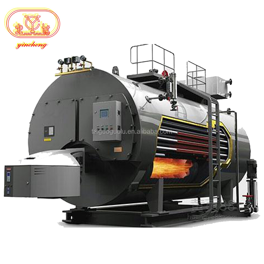 Fully Automatic Steam Boiler, Fully Automatic Steam Boiler Suppliers ...