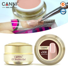 #50951W  CANNI beauty nart art  builder gel  french nail extension gel camouflage uv builder gel