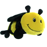Bumble bee plush stuffed toys yellow Cute honey Bee Doll Toys