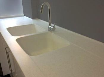 solid surface kitchen sink solid surface acrylic sink white kitchen sinks buy white 5604