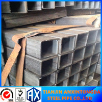 chinese supplier seamless square steel pipe for glass curtain wall