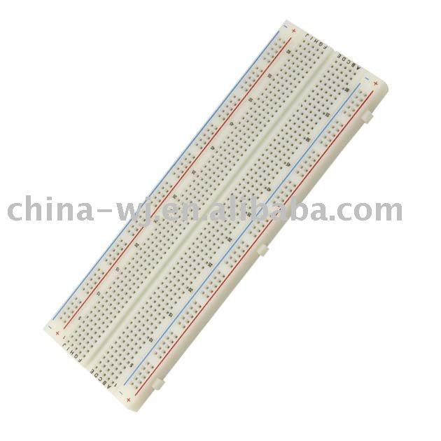 Solderless Breadboard(830 tie-points)
