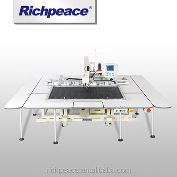 Richpeace furniture car interior leather Automatic Sewing Machine