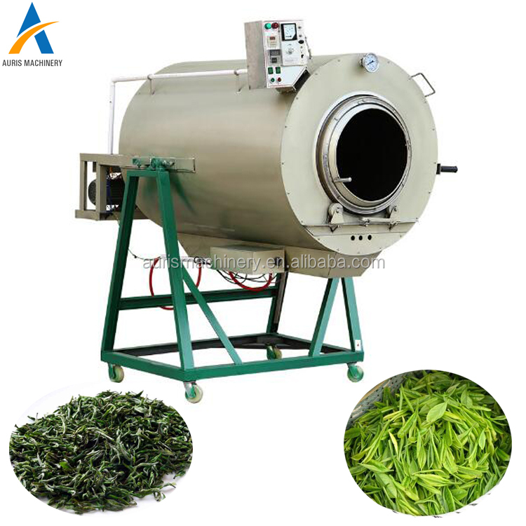 Factory Steaming Machinery Green Tea Leaf Processing Machine
