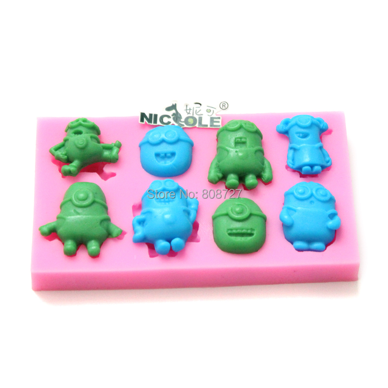 Candy Mold Silicone 106