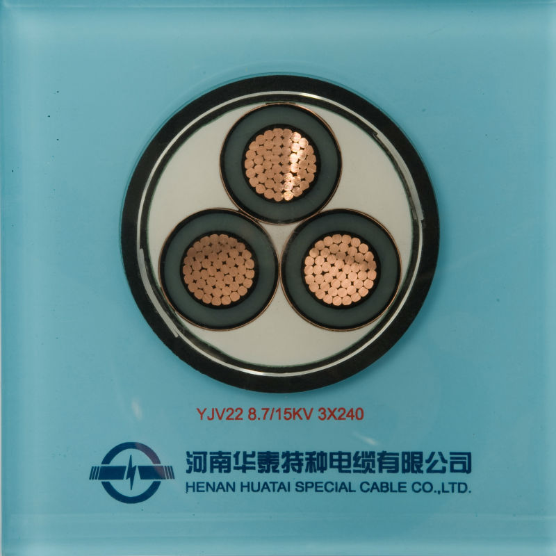 Low Smoke Flame-retardant XLPE Insulated SWB Cable